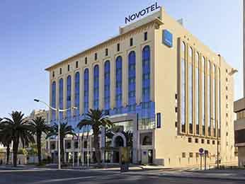 Hotel Tunis Centre Ville  Etoiles
