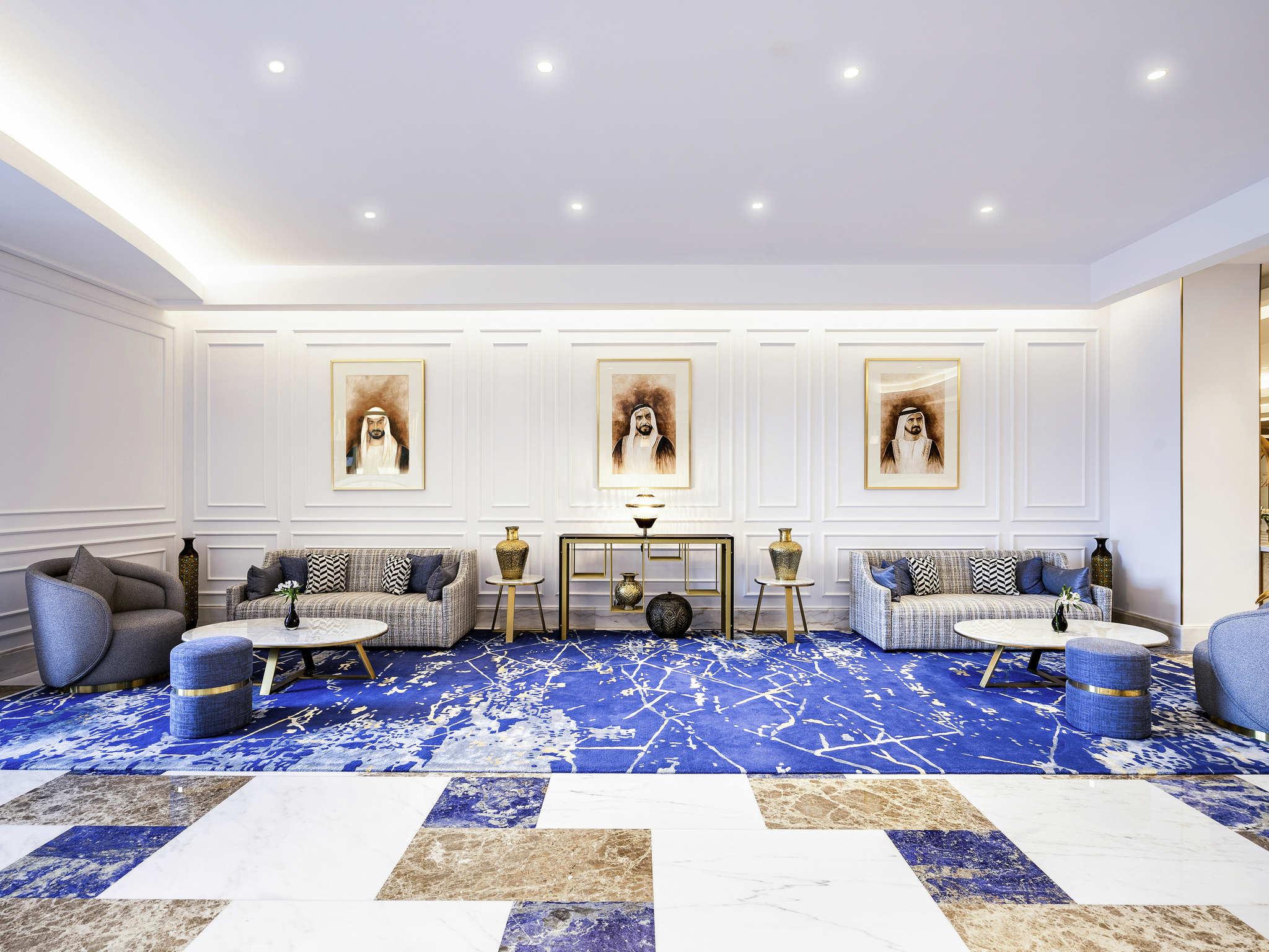 Otel – Sofitel Dubai Jumeirah Beach