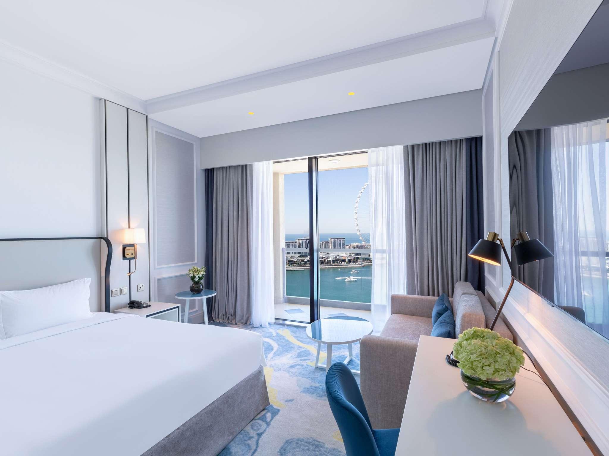 5 Star Hotel in DUBAI - Sofitel Dubai Jumeirah Beach
