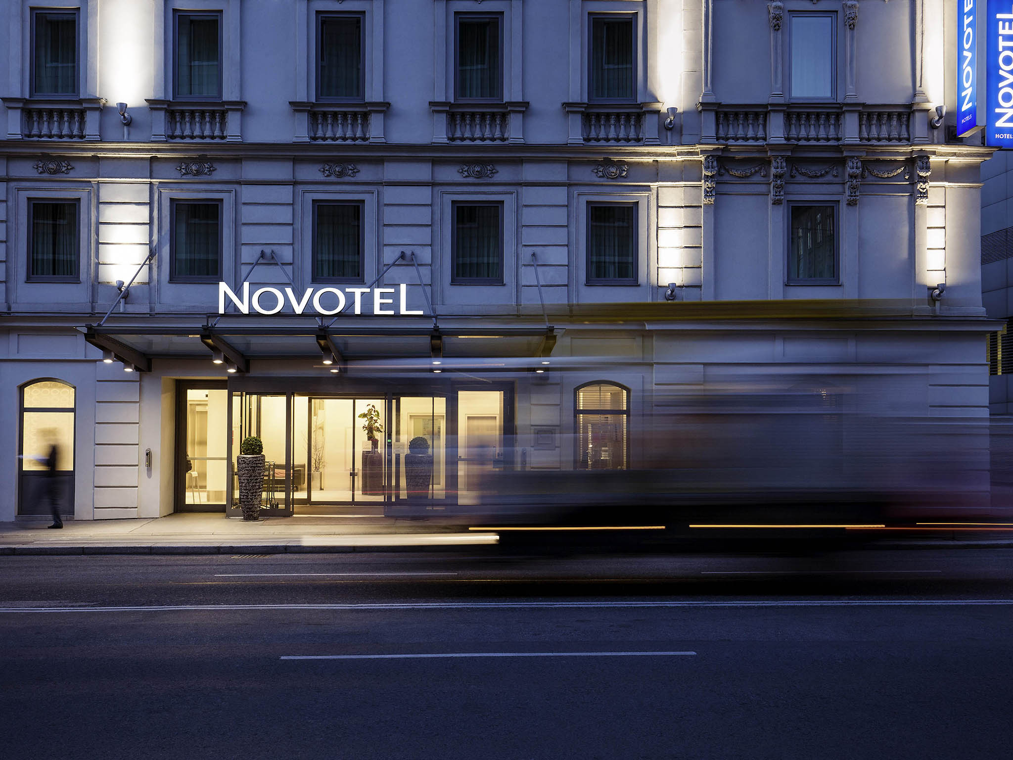 Hotell – Novotel Wien City