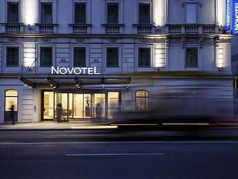 Novotel Wien City