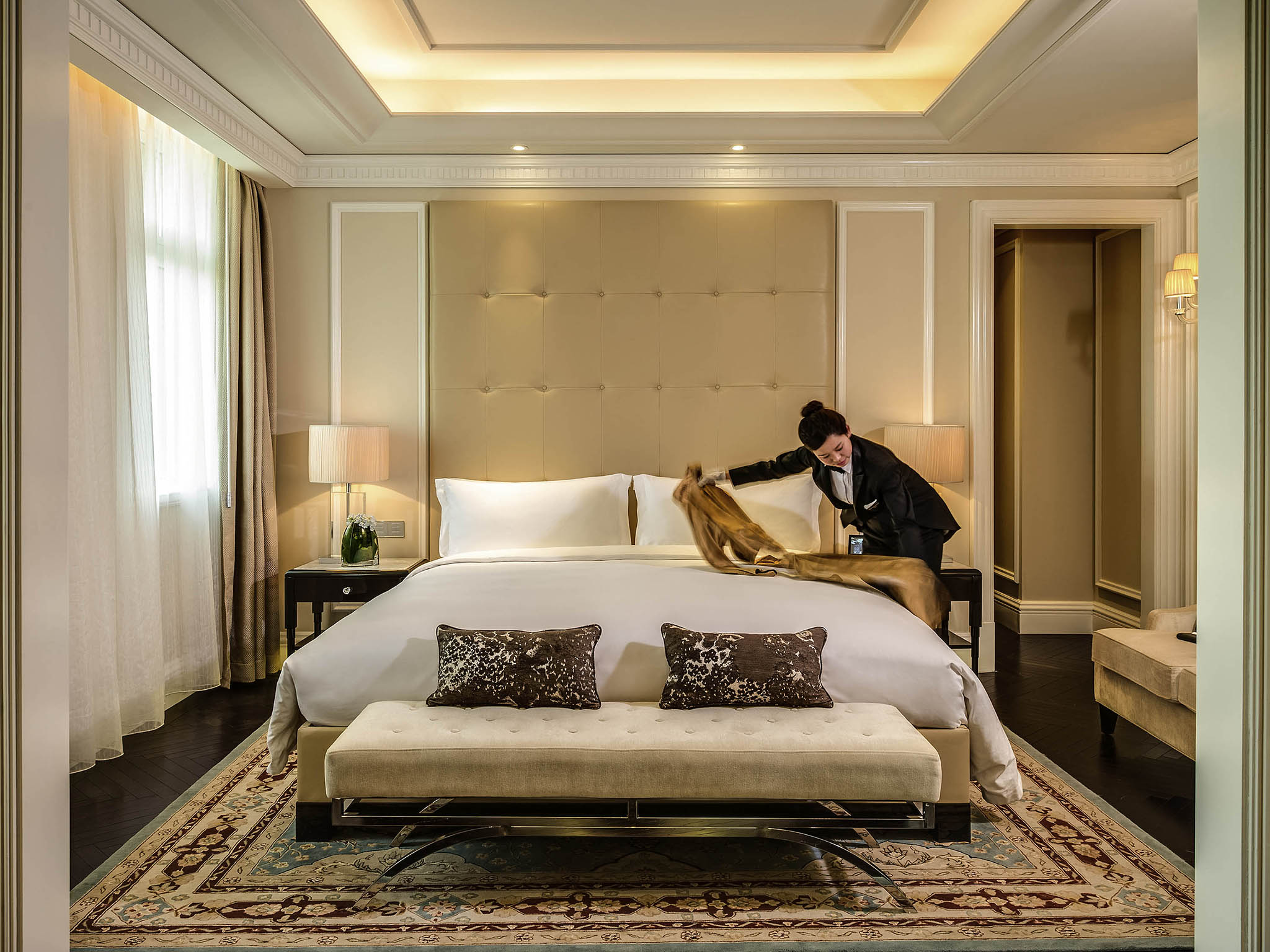 Rooms Sofitel Legend Peoples Grand Hotel Xian