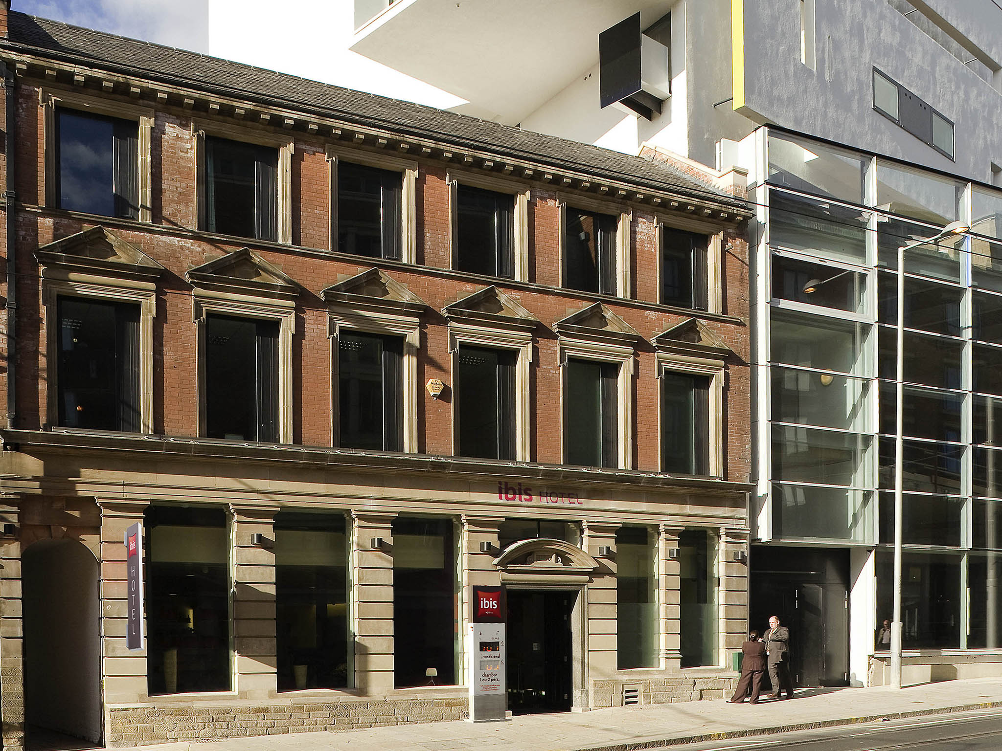 Hotel – ibis Nottingham Centre