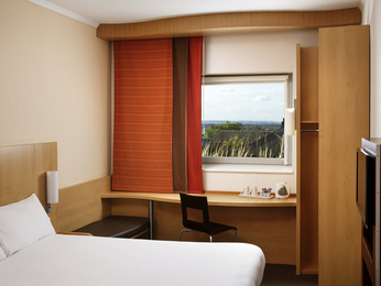 Rooms - ibis Nottingham Centre