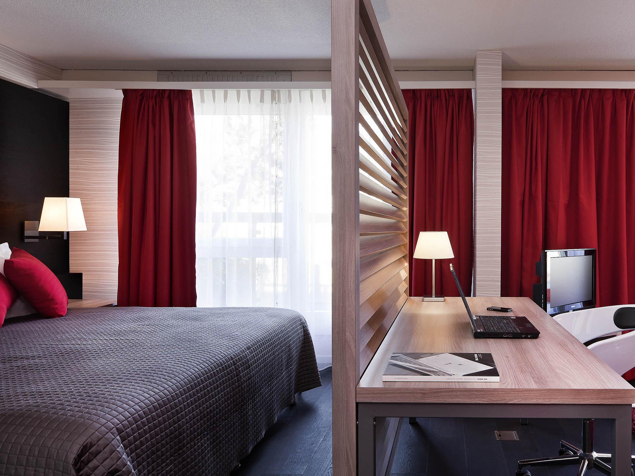 Hotel Mercure Plaza Biel | Accor Hotels