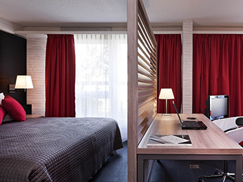 Rooms - Mercure Plaza Biel