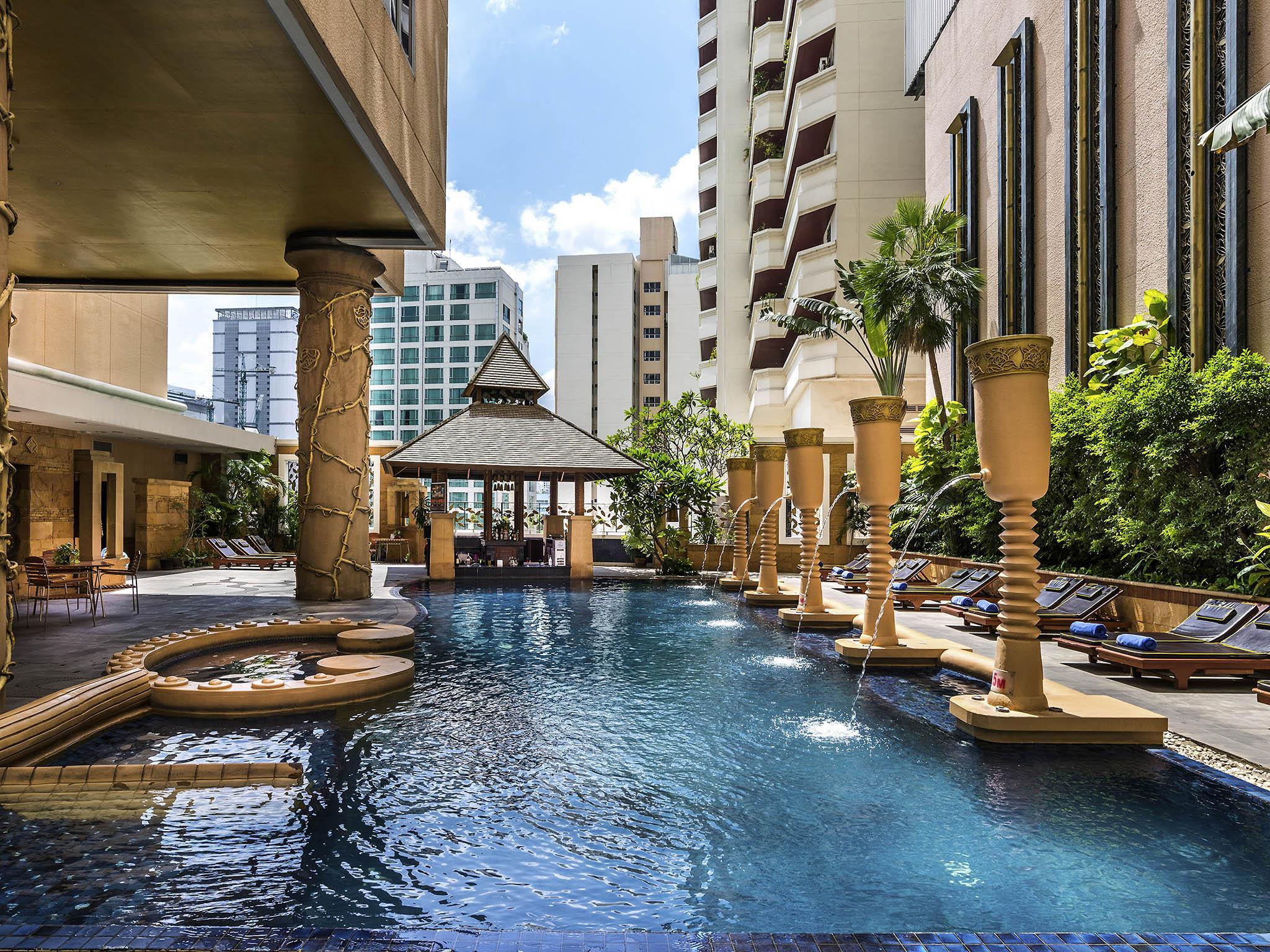 โรงแรม – โรงแรมแกรนด์ สุขุมวิท กรุงเทพ