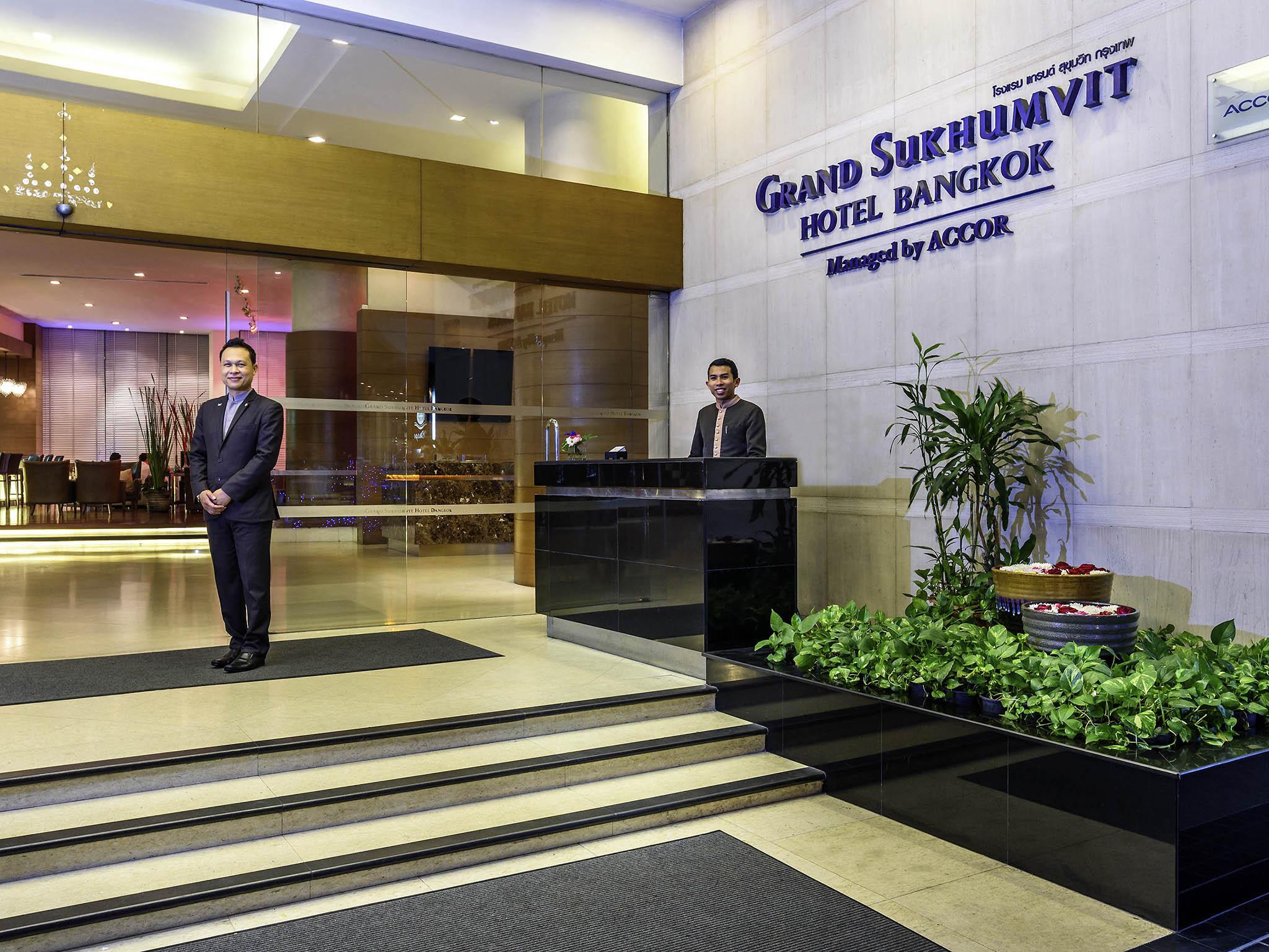 Hotel Grand Sukhumvit Bangkok