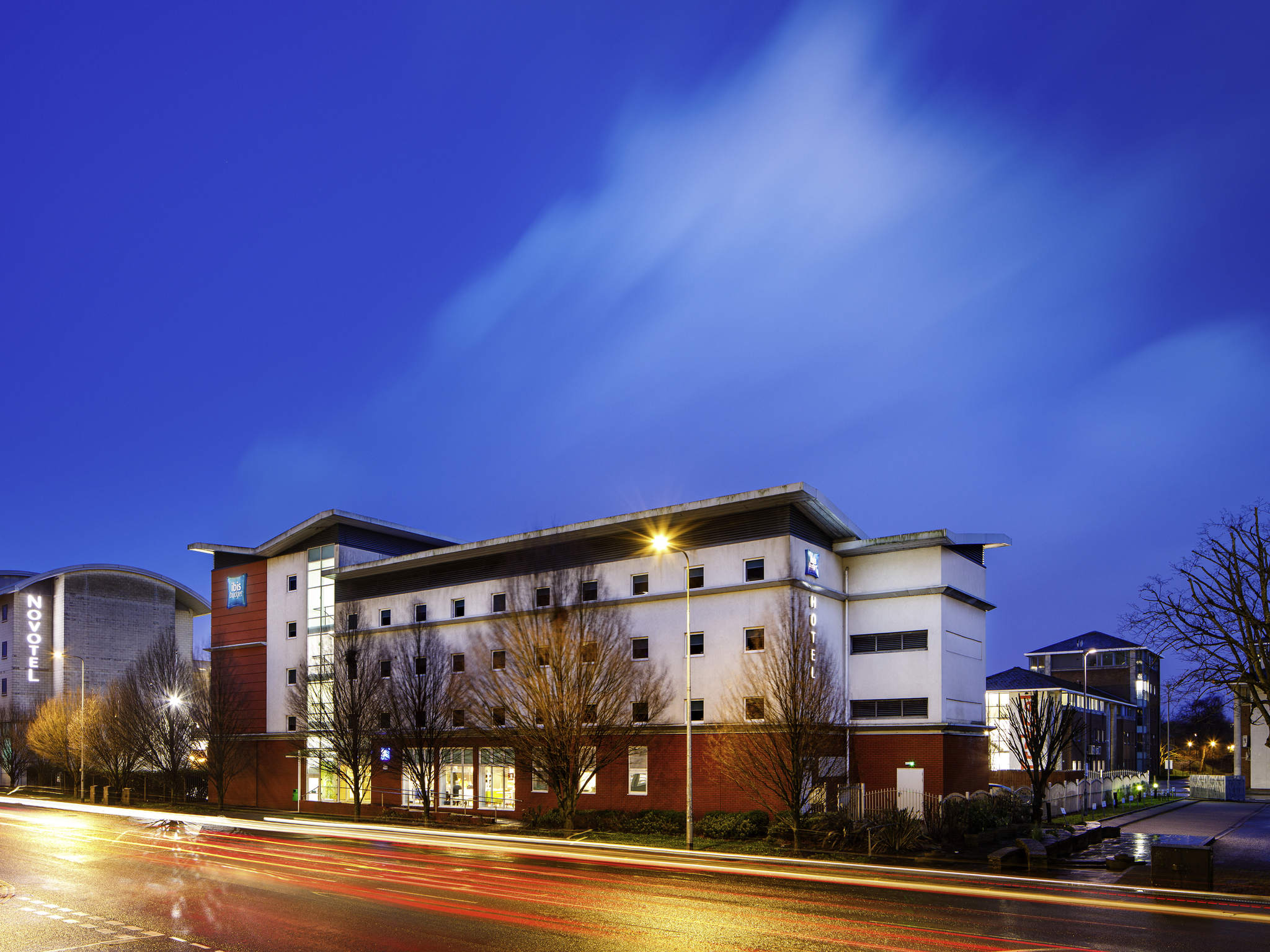 Hotell – ibis budget Cardiff Centre