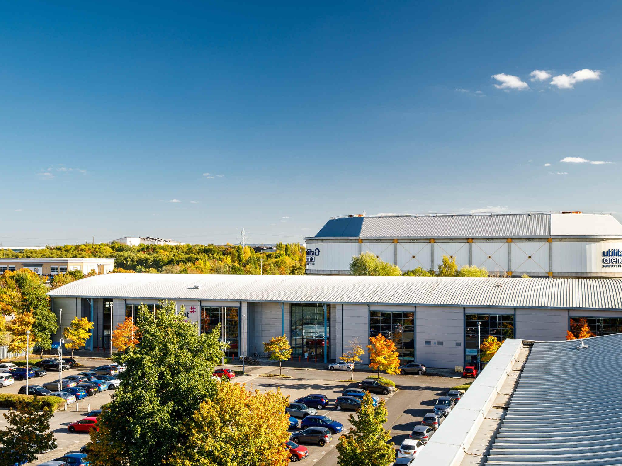Hotel – ibis budget Sheffield Arena