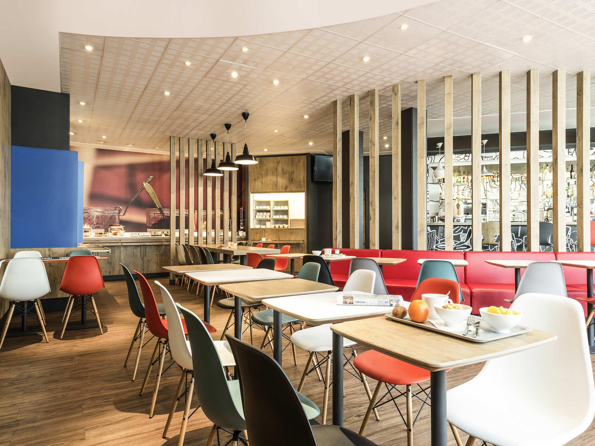 Отель — ibis Bordeaux Centre Bastide