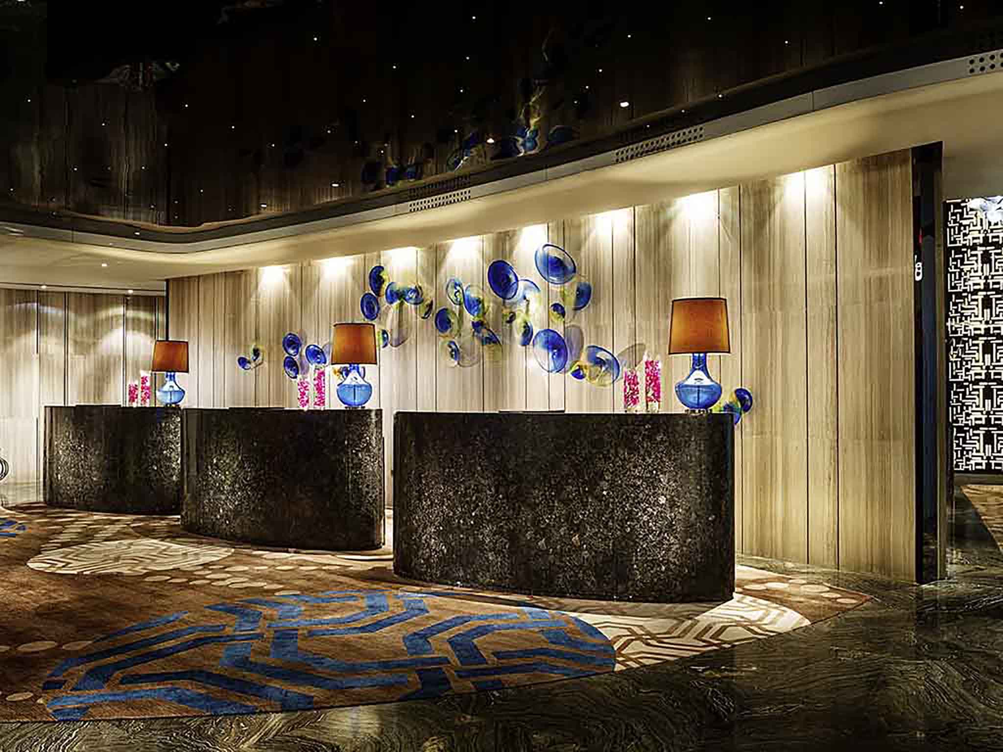 โรงแรม – Sofitel Nanjing Galaxy Suning