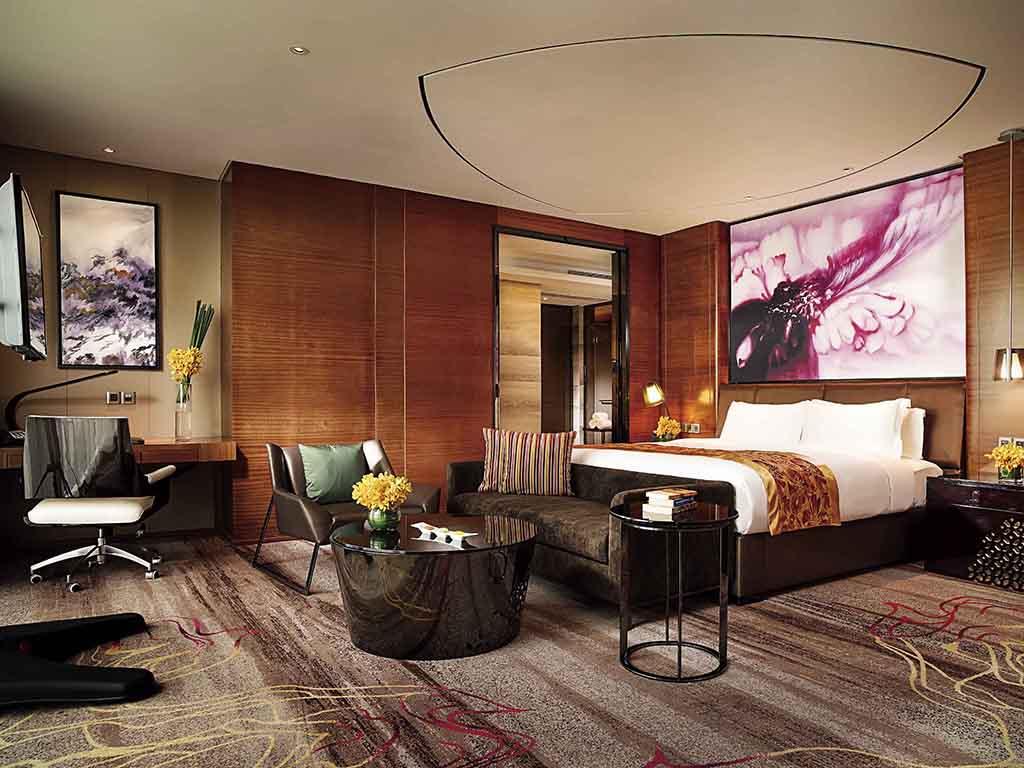 Luxushotel NANJING – Sofitel Nanjing Galaxy Suning
