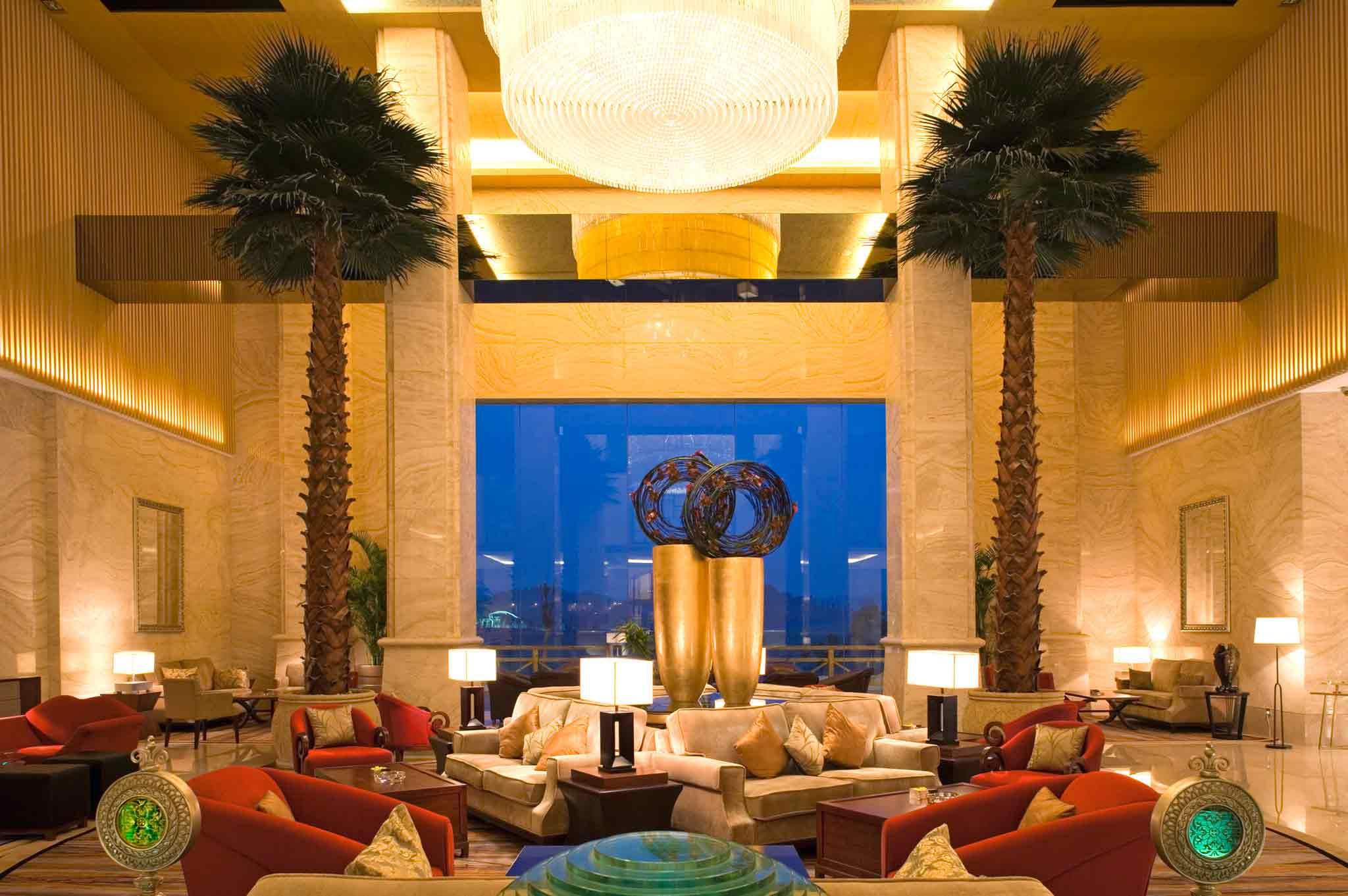 Hotell – Sofitel Nanjing Zhongshan Golf Suning