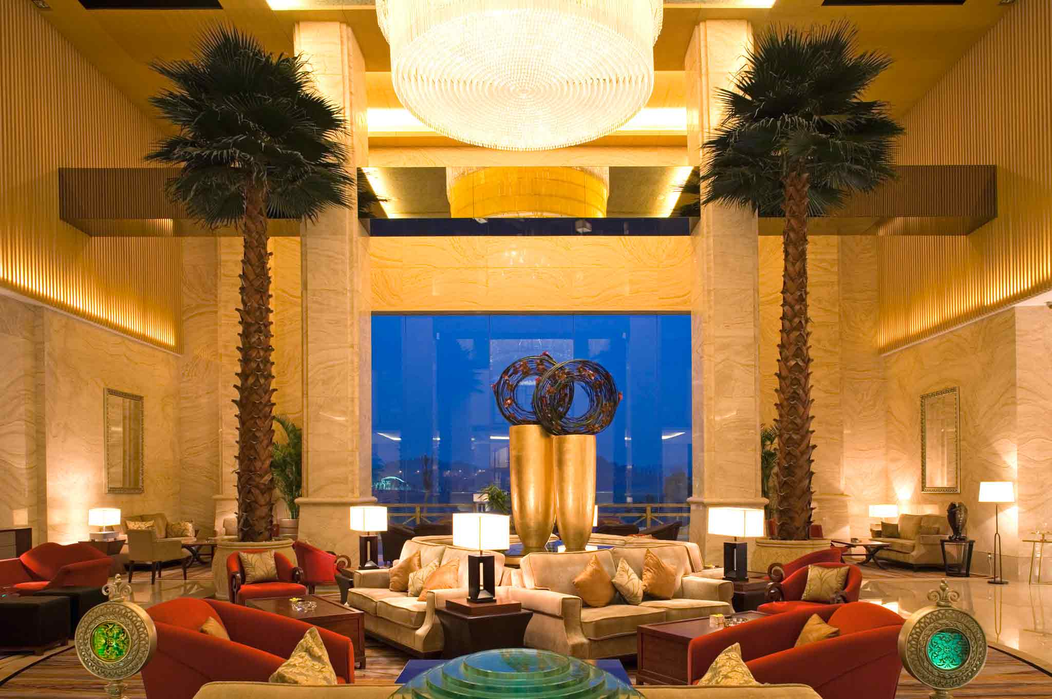 فندق - Sofitel Nanjing Zhongshan Golf Suning