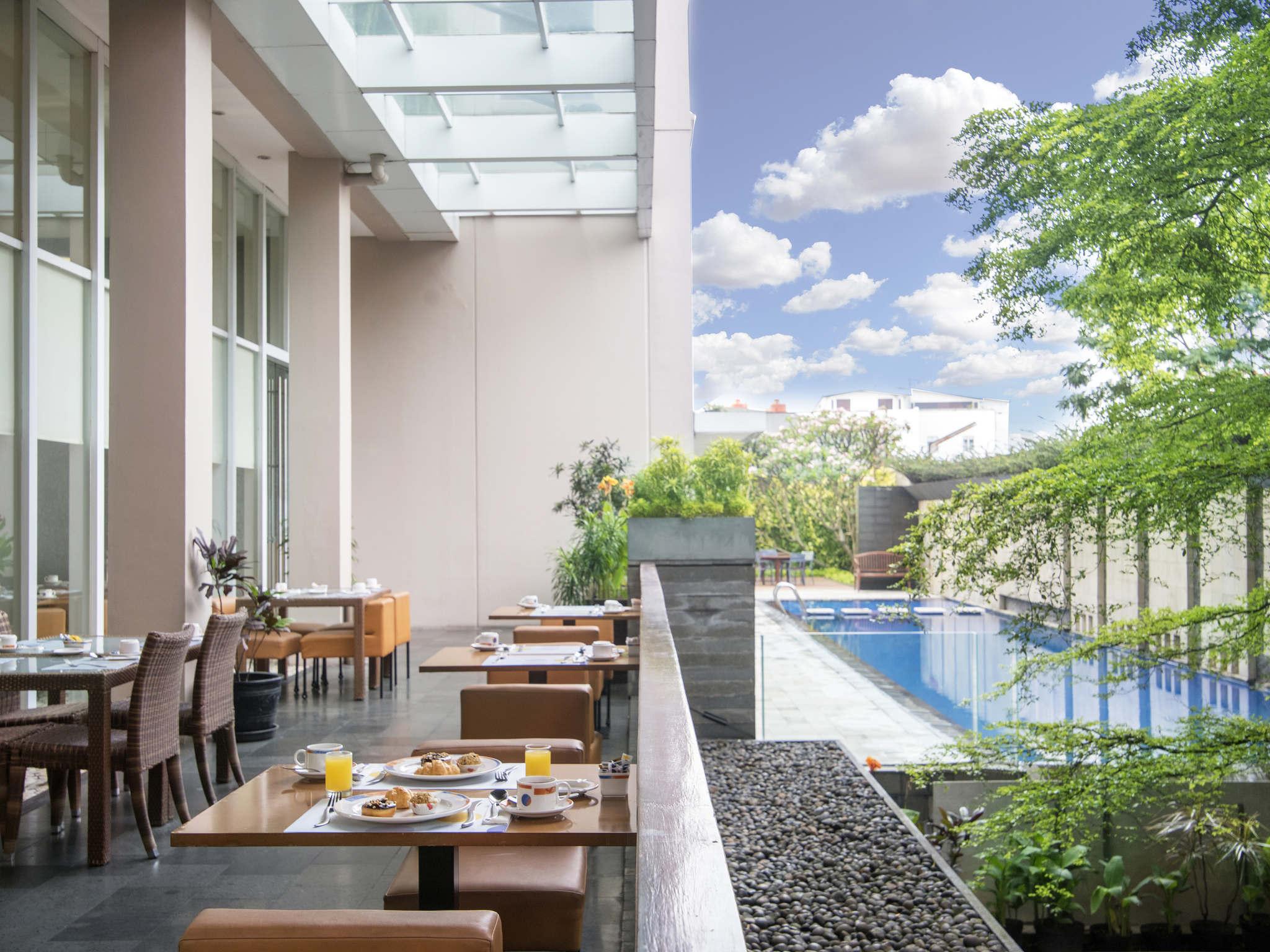 โรงแรม – Novotel Bandung