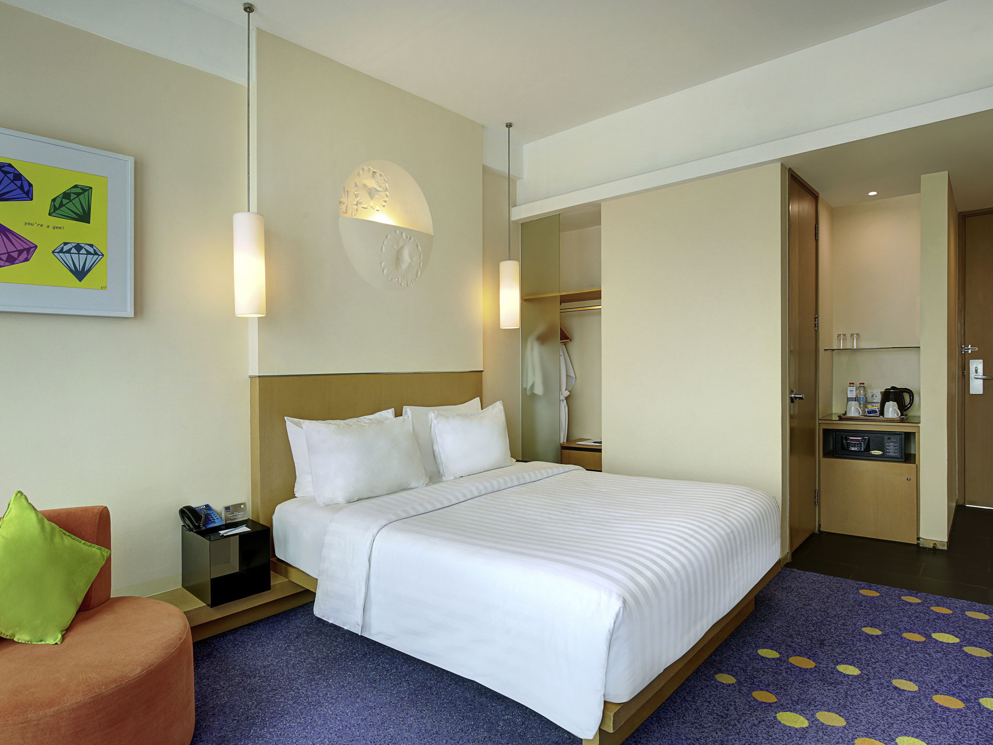 Novotel Bandung 4 Star International Hotel In Aston Pasteur Rooms
