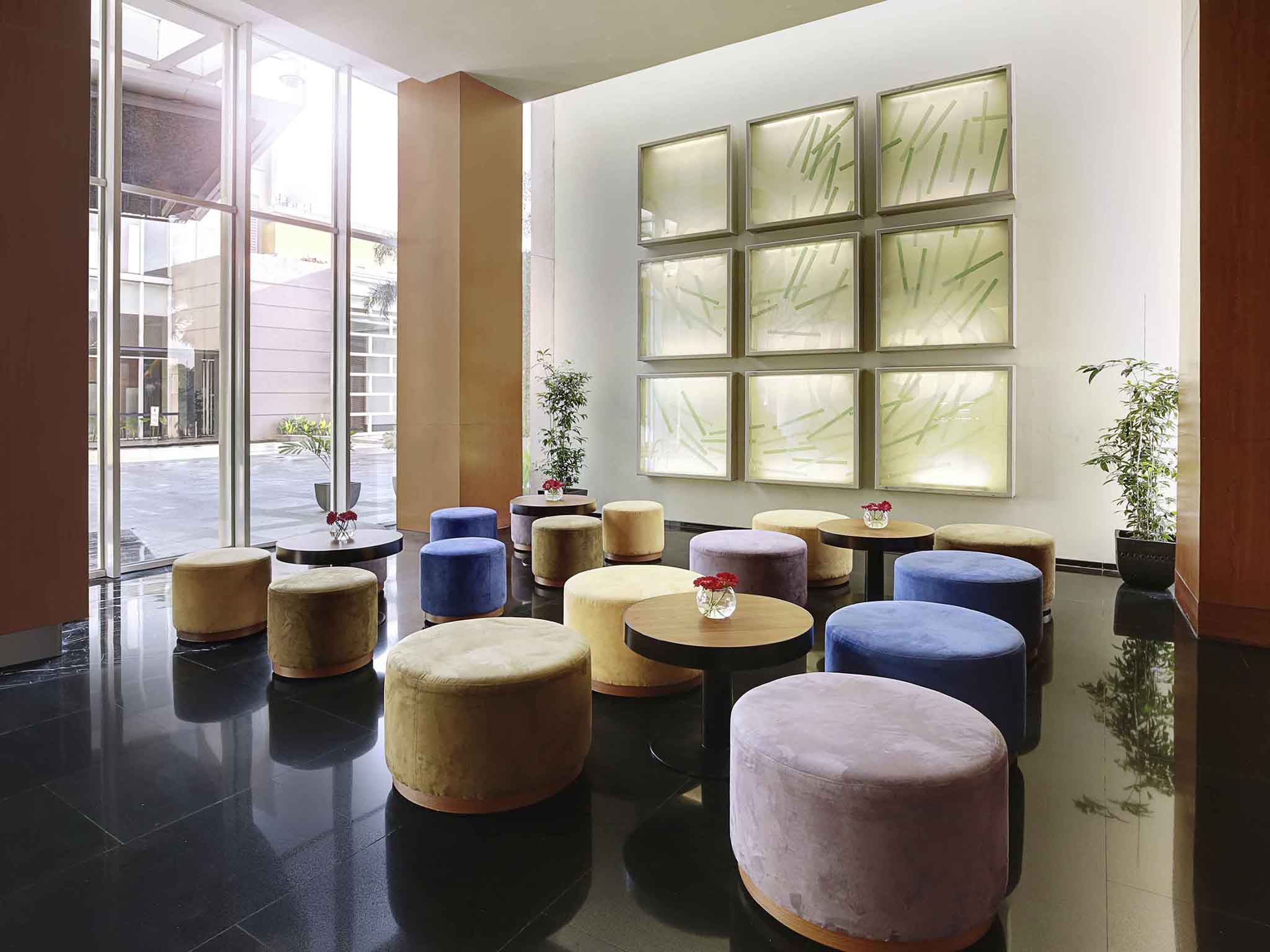 Novotel Bandung 4 Star International Hotel In Paket Murmer Acces Point Komplit Services