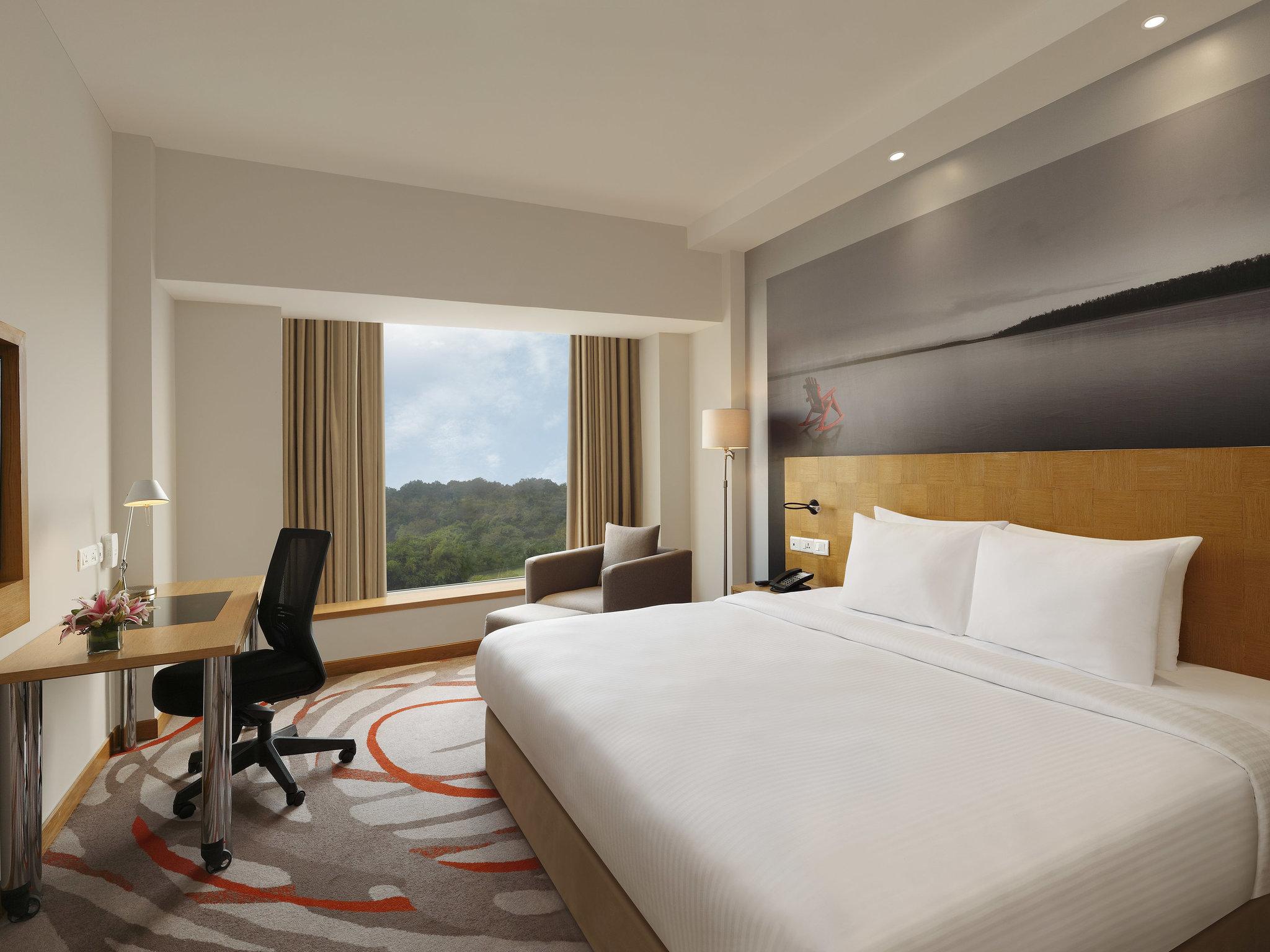 Hotel Novotel Hyderabad Convention Centre