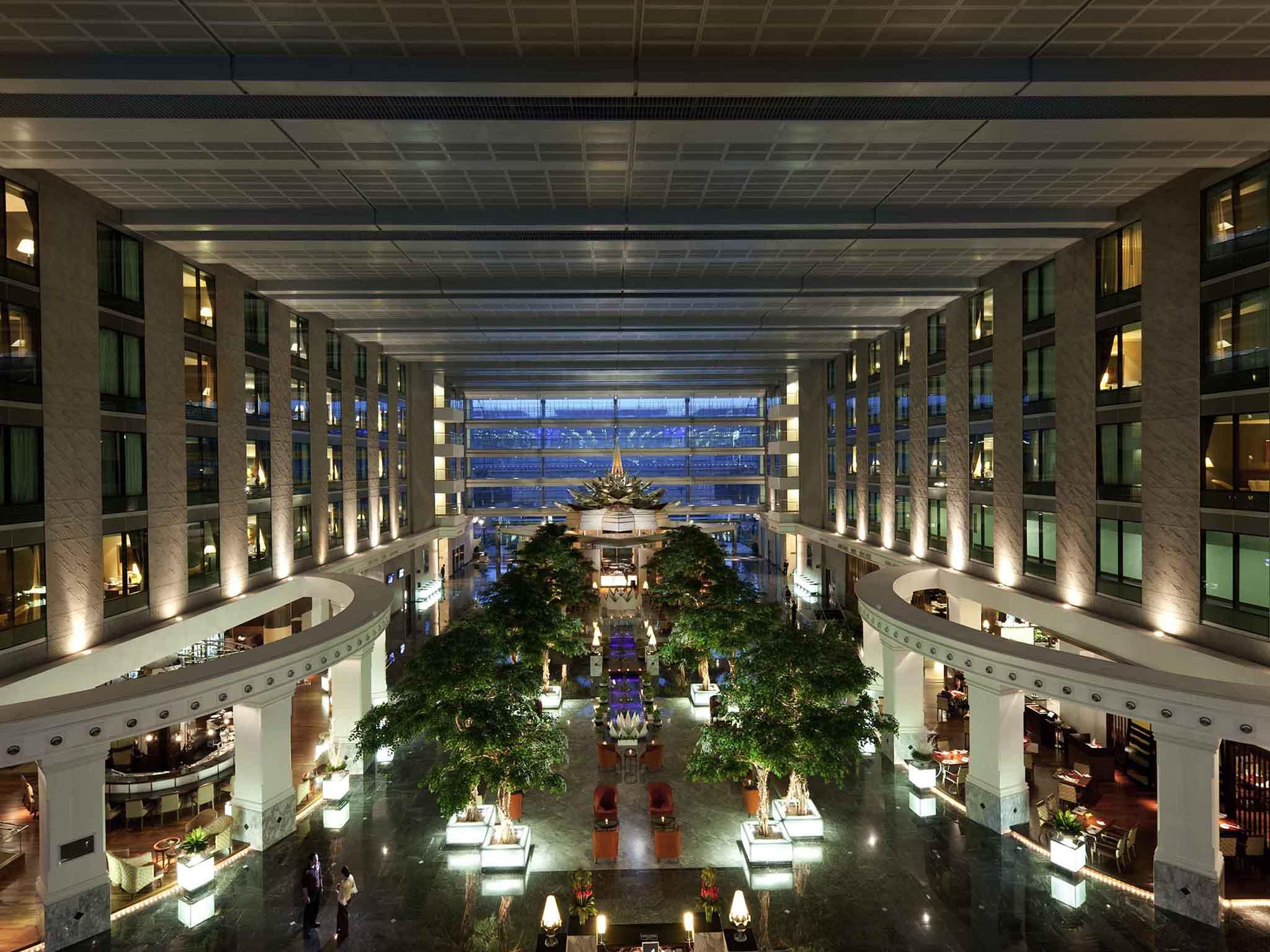 Отель — Novotel Бангкок Аэропорт Суварнабхуми