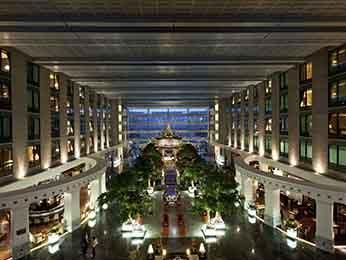 Novotel Bangkok Suvarnabhumi Airport