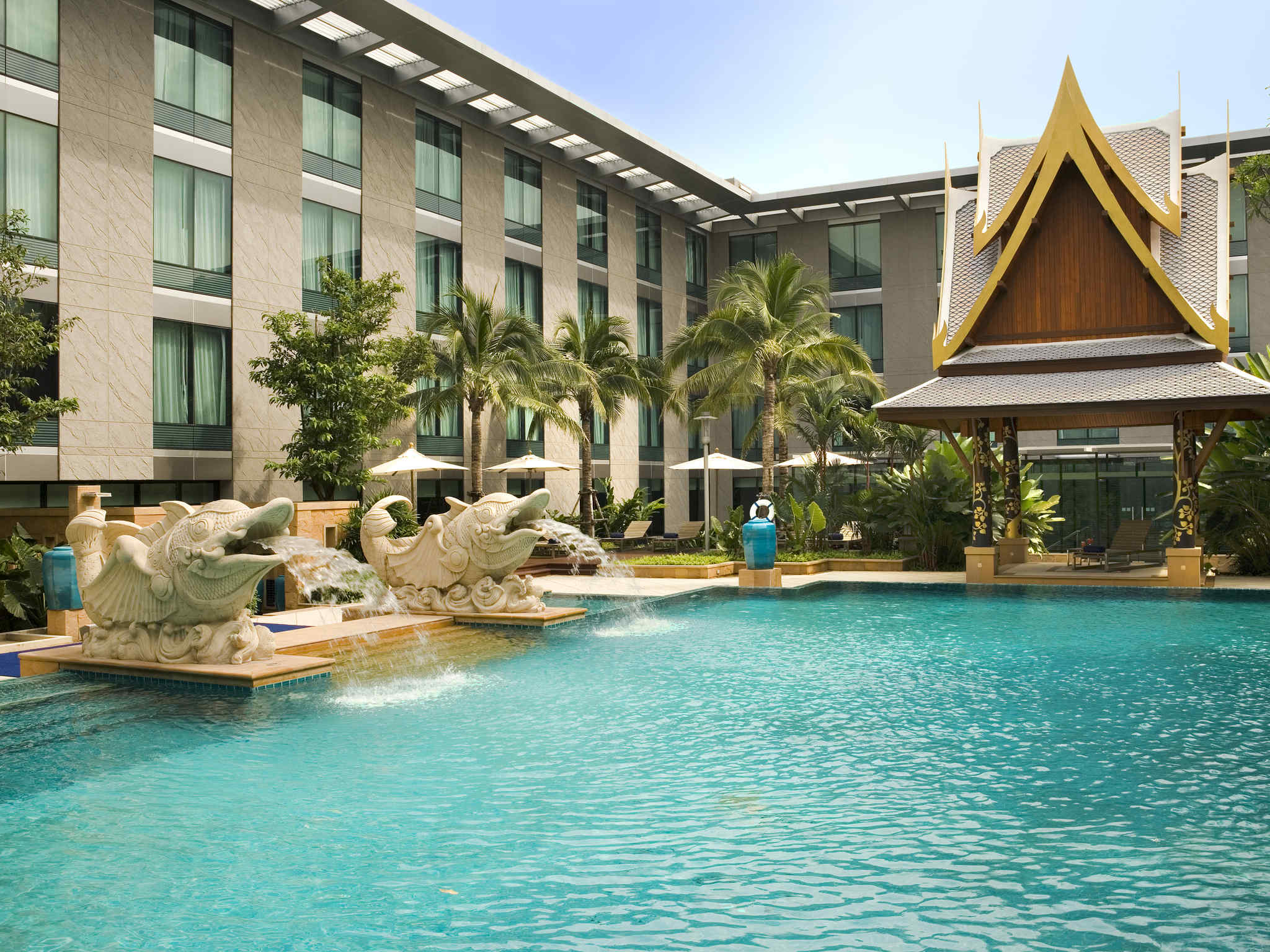 Hotel In Samut Prakarn Novotel Bangkok Suvarnabhumi Airport