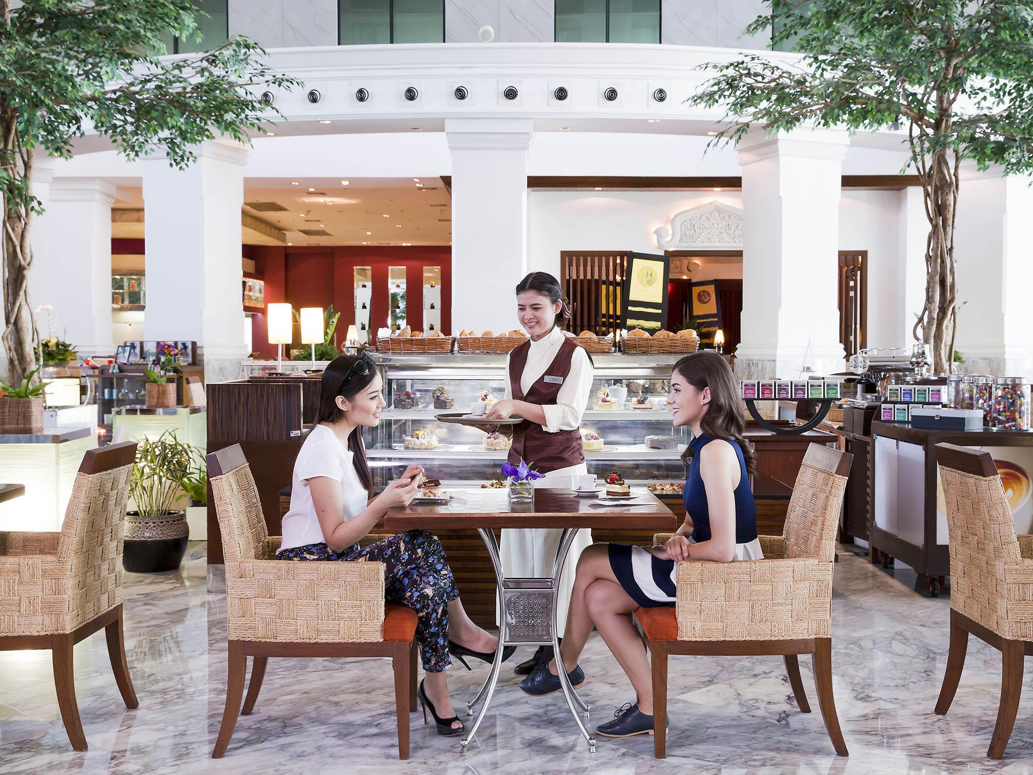 Hotel W Mieście Bangkok Novotel Bangkok Suvarnabhumi Airport