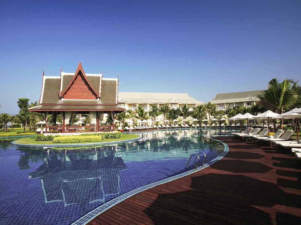 Luxury hotel KRABI – Sofitel Krabi Phokeethra Golf & Spa Resort