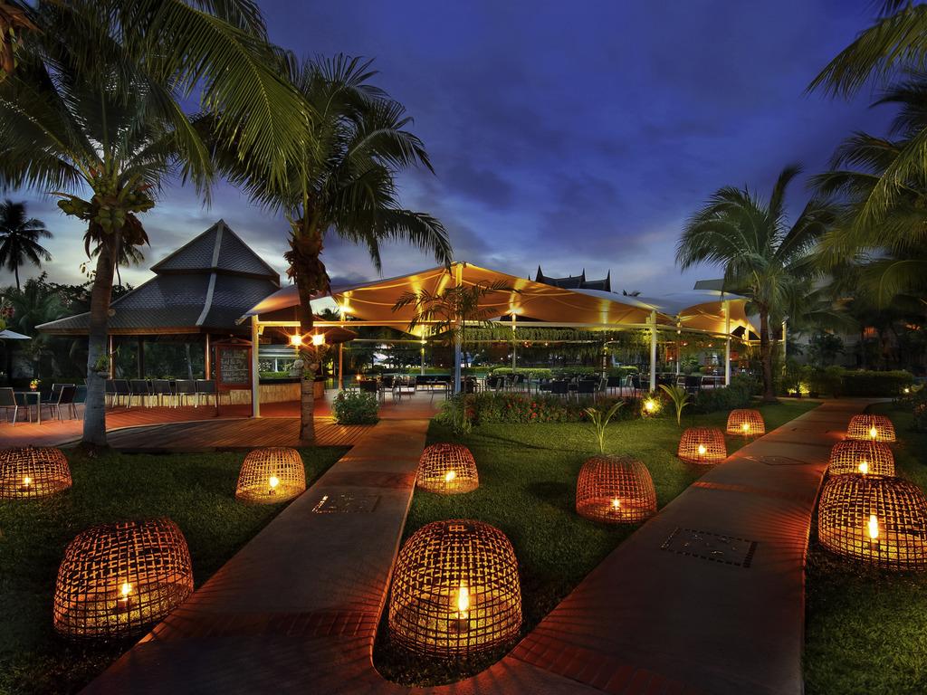 Koh Poda Restaurant And Pool Bar Krabi Restaurants By