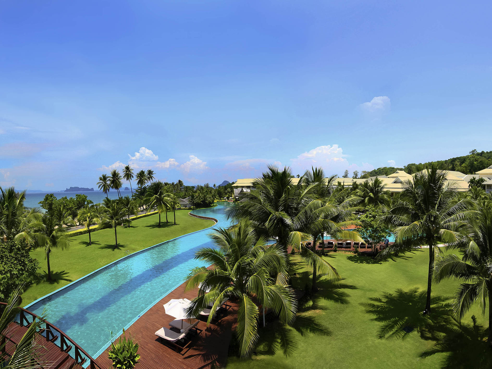 Hotel - Sofitel Krabi Phokeethra Golf & Spa Resort