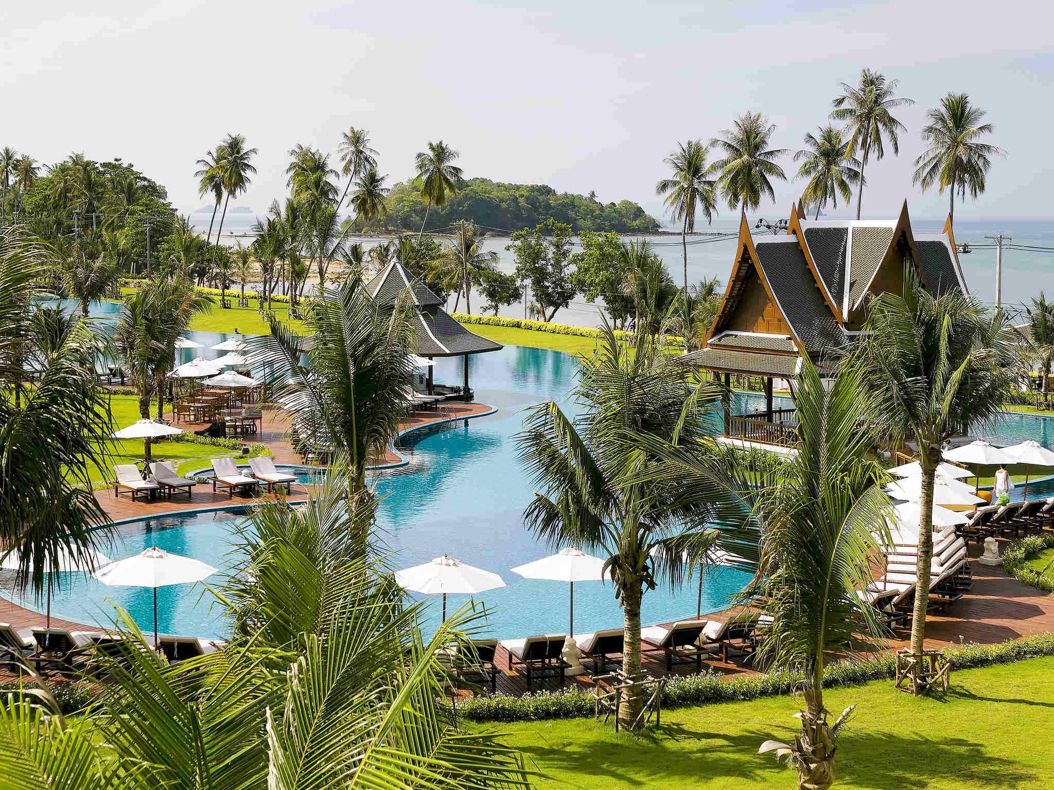 Hotel – Sofitel Krabi Phokeethra Golf & Spa Resort