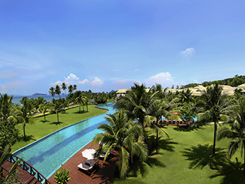 الفندق - Sofitel Krabi Phokeethra Golf and Spa Resort
