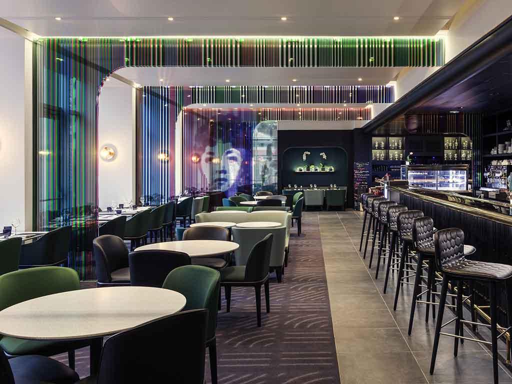 Le 16 9e boulogne billancourt restaurants by accorhotels - Parking porte de saint cloud ...