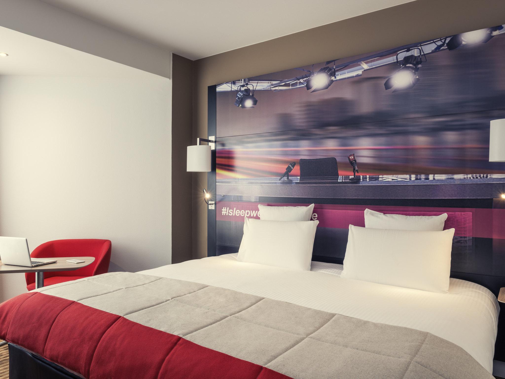 Отель — Отель Mercure Париж Булонь