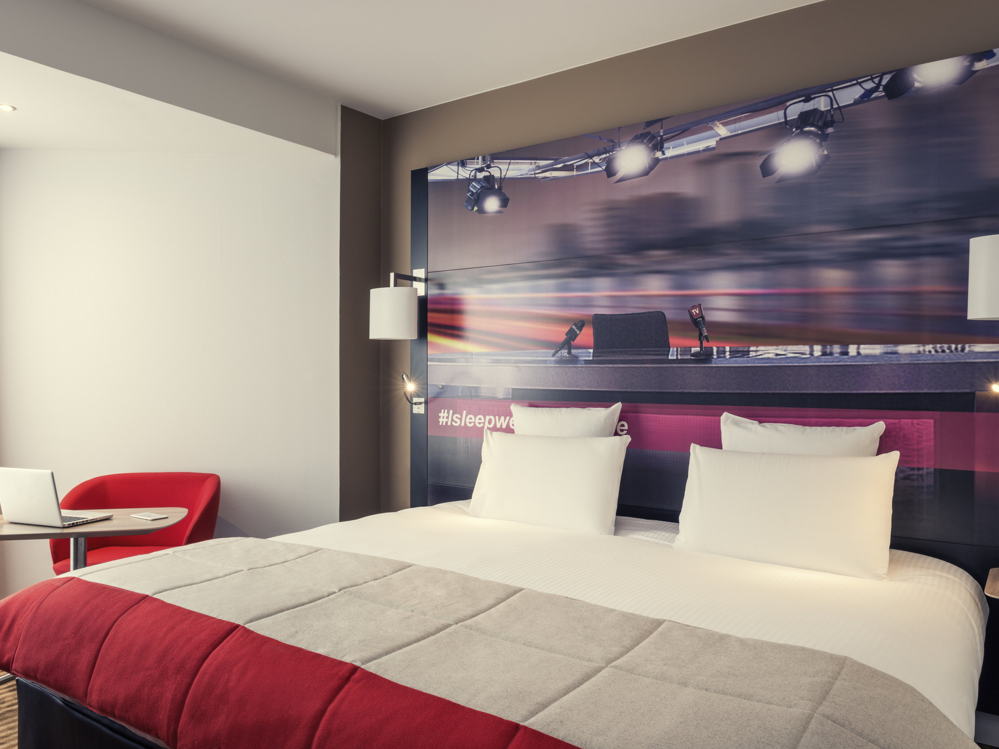 Hotel – Mercure Paris Boulogne hotel