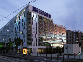 Novotel suites marseille centre euroméd in Marseille