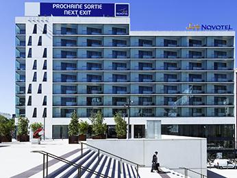 Novotel Suites Marseille Centre Euroméd à MARSEILLE
