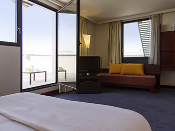 객실 - Novotel Suites Marseille Centre Euromed