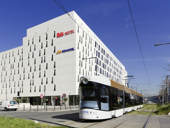 호텔 - ibis Marseille Centre Euromed