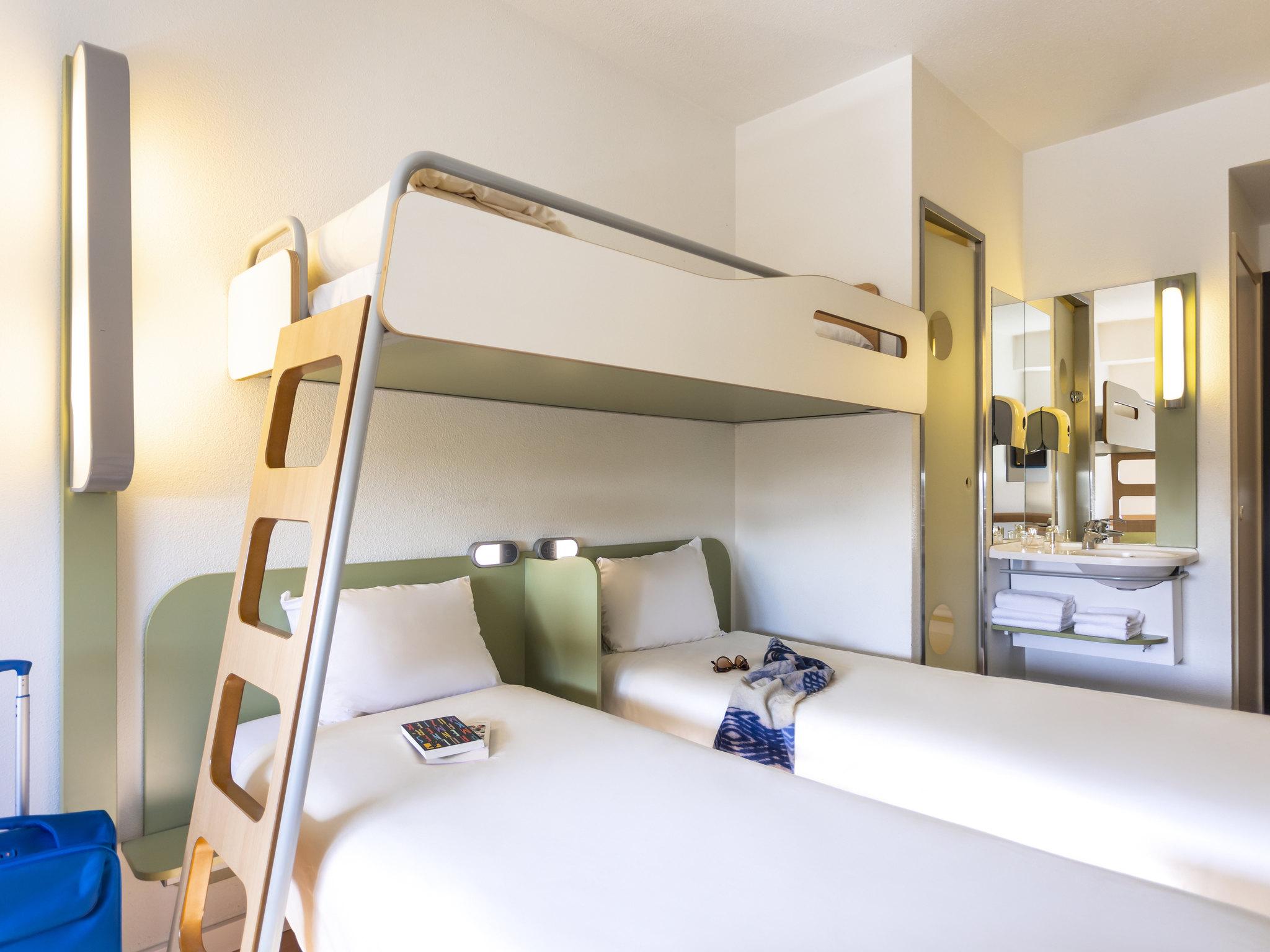 Отель — ibis budget Антверпен Центральный Вокзал