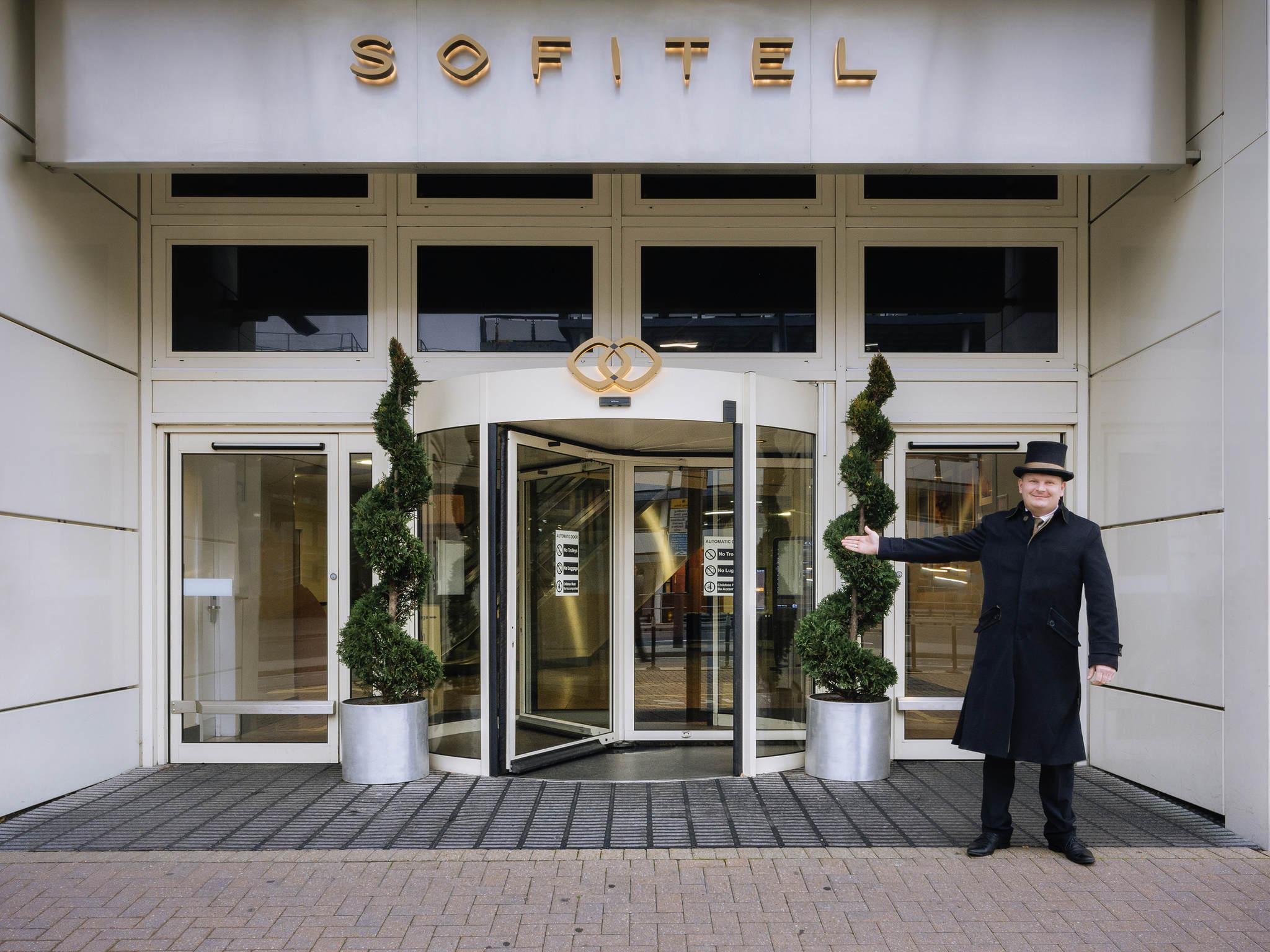 โรงแรม – Sofitel London Gatwick