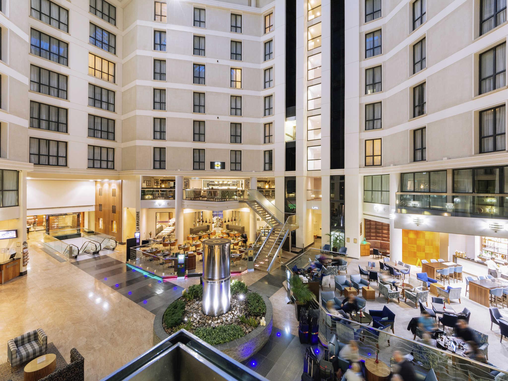 Sofitel London Gatwick 5 Star Hotel In Crawley