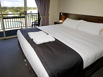 Las habitaciones - Mercure Bunbury Sanctuary Golf Resort