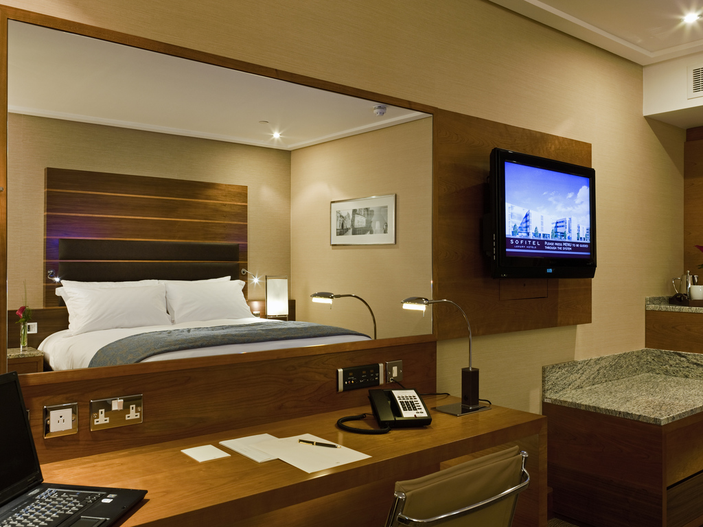 Rooms: Sofitel London Heathrow