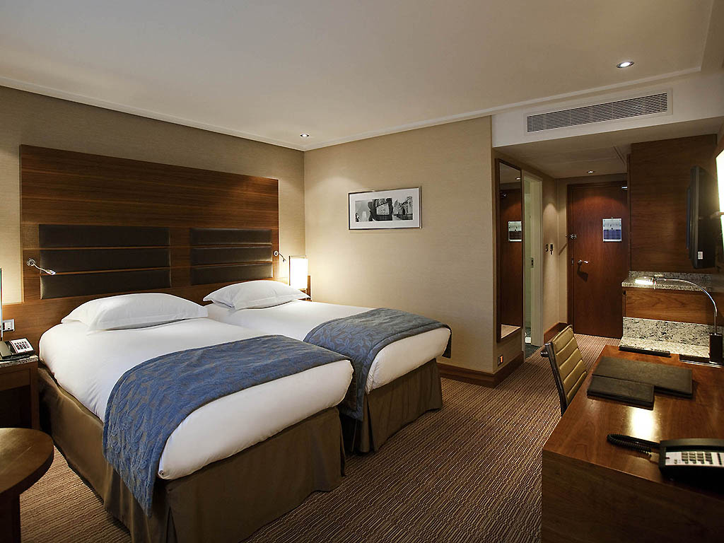 Rooms: 4 Star Hotel In London - AccorHotels