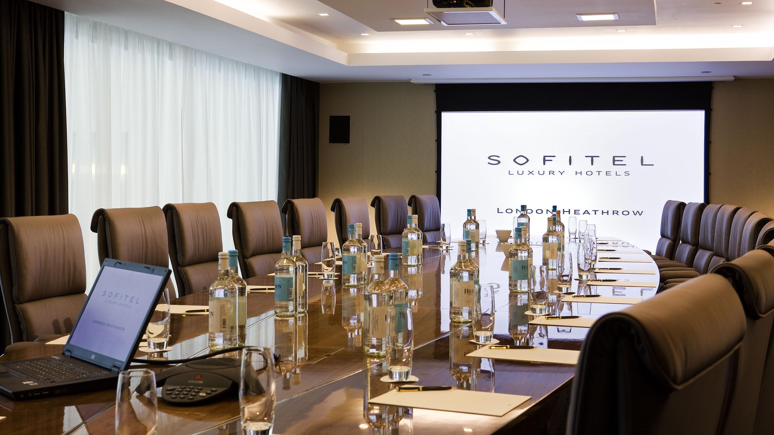 Luxury hotel LONDON – Sofitel London Heathrow