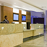 Amandine Buisson (+44) 208 757 7777. Servicio atención al cliente del Sofitel London Heathrow