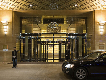 Sofitel Plaza Hanoi. Luxury hotel in Ha Noi.