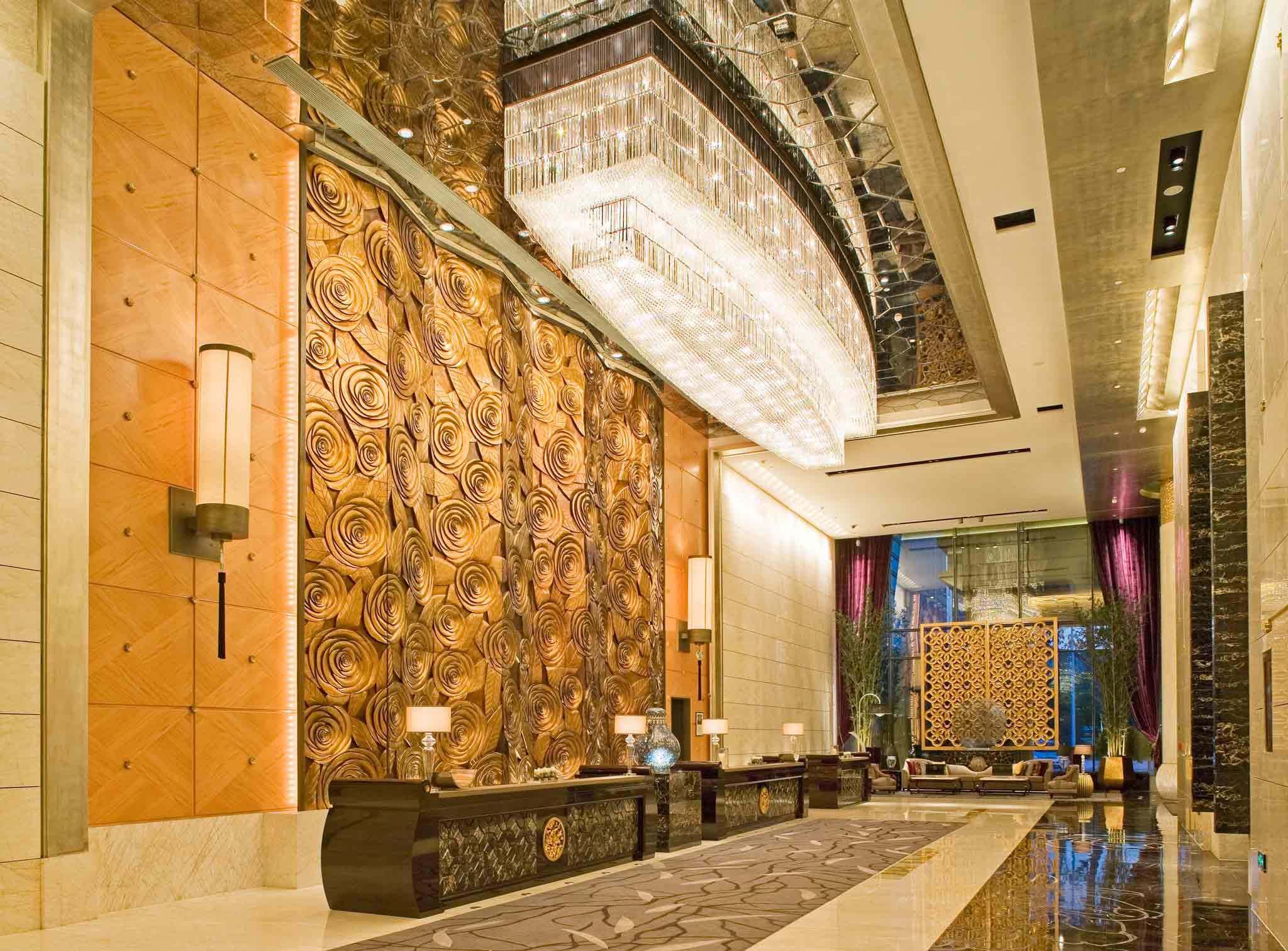 北京 – 北京万达索菲特大饭店