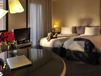 Chambres - Novotel Marrakech Hivernage